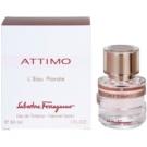 Salvatore Ferragamo Attimo L´Eau Florale Eau de Toilette pentru femei 30 ml