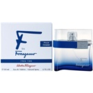 Salvatore Ferragamo F by Ferragamo Free Time Eau de Toilette para homens 50 ml