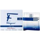 Salvatore Ferragamo F by Ferragamo Free Time woda toaletowa dla mężczyzn 50 ml