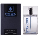 Samourai Stay Cool Eau de Toilette für Herren 50 ml