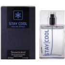 Samourai Stay Cool woda toaletowa dla mężczyzn 50 ml