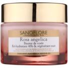 Sanoflore Rosa Angelica Hydrating Night Cream Regenerative Effect (No Paraben) 50 ml