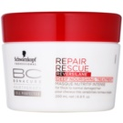 Schwarzkopf Professional BC Bonacure Repair Rescue інтенсивний поживний догляд для пошкодженого волосся Reversilane (Deep Nourishing Treatment) 200 мл