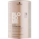 Schwarzkopf Professional Blondme Aufhellendes staubfreies 9+ Premiumpuder nur für professionellen Gebrauch  450 g