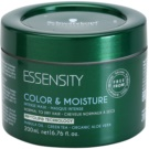 Schwarzkopf Professional Essensity Color & Moisture mascarilla intensa (Intense Mask Normal to Dry Hair) 200 ml