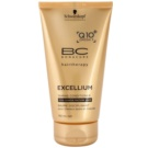 Schwarzkopf Professional BC Bonacure Excellium Taming Conditioner for Coarse and Mature Hair (Exclusive Age-Defying Formula Combining Q10+ and Omega 3) 150 ml