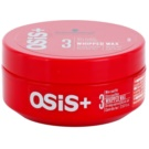 Schwarzkopf Professional Osis+ Whipped Wax Soufflé Wax Hair Souffle 3 Strong Control (Wax Soufflé) 85 ml
