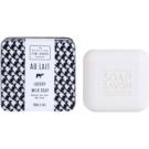 Scottish Fine Soaps Au Lait luxusní mýdlo v plechové dóze  100 g