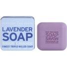 Scottish Fine Soaps Lavender luksusowe mydło w puszce 100 g
