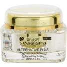 Sea of Spa Alternative Plus Aktivcreme für empfindliche sehr trockene Haut SPF 15 (Time Control Active Day Cream For Sensitive, Dry & Very Dry Skin Vitamun A & E) 50 ml