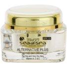 Sea of Spa Alternative Plus aktív krém az érzékeny, nagyon száraz bőrre SPF 15  50 ml