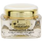 Sea of Spa Alternative Plus nährende Aktivcreme für die Nacht für normale und trockene Haut (Active Nourishing Night Cream For Normal To Dry Skin Vitamin A & E) 50 ml