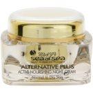 Sea of Spa Alternative Plus nährende Aktivcreme für die Nacht für normale und trockene Haut  50 ml