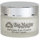 Sea of Spa Bio Marine sanfte Augencreme für alle Hauttypen (Delicate Eye Cream For All Skin Types) 50 ml