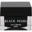 Sea of Spa Black Pearl denní protivráskový krém pro suchou až velmi suchou pleť SPF 25  50 ml
