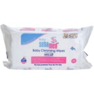 Sebamed Baby Care toalhitas suaves de limpeza (The Best Protection from the First Day) 72 un.