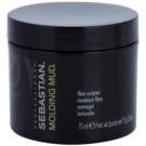 Sebastian Professional Form modelovací hlína pro silné, hrubé a suché vlasy (Molding Mud) 75 ml