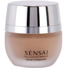 Sensai Cellular Performance Foundations krémový make-up odstín CF 13 Warm Beige SPF 15  30 ml