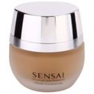 Sensai Cellular Performance Foundations krémový make-up odstín CF 25 Topaz Beige SPF 15  30 ml
