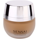 Sensai Cellular Performance Foundations krémový make-up odstín CF 24 Amber Beige SPF 15  30 ml