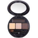 Sensai Eye Shadow Palette Palette mit Lidschatten Farbton ES 13 Mokuran (3 Shades & Eyeliner) 4,5 g