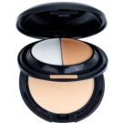 Sensai Triple Touch Compact kompaktní pudr a korektory 3 v 1 odstín TC 02 Medium (Twin concealer and moist powder) 15 g