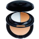 Sensai Triple Touch Compact kompaktní pudr a korektory 3 v 1 odstín TC 03 Dark (Twin concealer and moist powder) 15 g