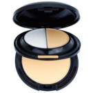Sensai Triple Touch Compact kompaktní pudr a korektory 3 v 1 odstín TC 01 Light (Twin concealer and moist powder) 15 g