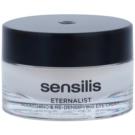 Sensilis Eternalist hranilna krema za obnovo gostote kože za predel okoli oči  15 ml