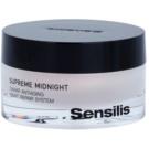 Sensilis Supreme Midnight tiefenwirksame regenerierende Nachtcreme mit Antifalten-Effekt  50 ml