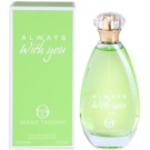 Sergio Tacchini Always With You Eau de Toilette für Damen 100 ml