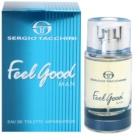Sergio Tacchini Feel Good Man Eau de Toilette für Herren 30 ml