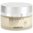 Sesderma Acglicolic 20 Facial crema rejuvenecedora nutritiva para pieles secas y muy secas  50 ml