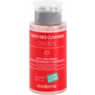 Sesderma Sensyses Cleanser Ovalis make-up lemosó az érzékeny, vörösödésre hajlamos bőrre (Nanotech) 200 ml