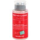 Sesderma Sensyses Cleanser Ovalis засіб для зняття макіяжу для чутливої шкіри та шкіри схильної до почервонінь  200 мл