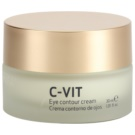 Sesderma C-Vit Augencreme gegen Falten gegen Schwellungen und Augenringe (Vitamin C) 30 ml