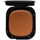 Shiseido Base Advanced Hydro-Liquid base de maquillaje hidratante compacta - recambio SPF 10 tono 080 Deep Ochre 12 g