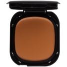 Shiseido Base Advanced Hydro-Liquid base hidratante compacta e recarga SPF 10  tom 080 Deep Ochre 12 g