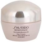 Shiseido Benefiance WrinkleResist24 crema hidratante y regeneradora  SPF 18  50 ml
