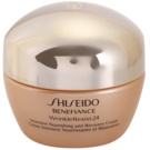 Shiseido Benefiance WrinkleResist24 crema nutritiva intensiva  antiarrugas (Intensive Nourishing and Recovery Cream) 50 ml