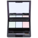 Shiseido Eyes Luminizing Satin trio oční stíny odstín BL 215 3 g