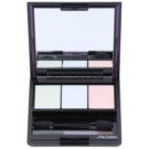 Shiseido Eyes Luminizing Satin trio fard ochi culoare BL 215 3 g