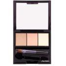 Shiseido Eyes Luminizing Satin trio тіні для повік відтінок BE 213 Nude 3 гр