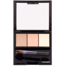 Shiseido Eyes Luminizing Satin Trio Eye Shadow Color BE 213 Nude 3 g