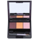Shiseido Eyes Luminizing Satin trio тіні для повік відтінок OR 316 3 гр