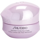Shiseido Even Skin Tone Care szemkrém sötét karikákra (Anti-Dark Circles Eye Cream) 15 ml