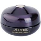 Shiseido Future Solution LX Creme regenerador com efeito alisante para contornos dos olhos e lábios  15 ml