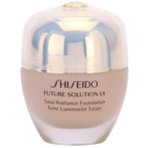 Shiseido Future Solution LX podkład rozjaśniający SPF 15 B20 Natural Light Beige (Total Radiance Foundation) 30 ml