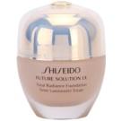 Shiseido Future Solution LX maquillaje con efecto iluminador  SPF 15 B40 Natural Fair Beige (Total Radiance Foundation) 30 ml