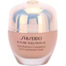 Shiseido Future Solution LX maquillaje con efecto iluminador  SPF 15 I20 Natural Light Ivory (Total Radiance Foundation) 30 ml